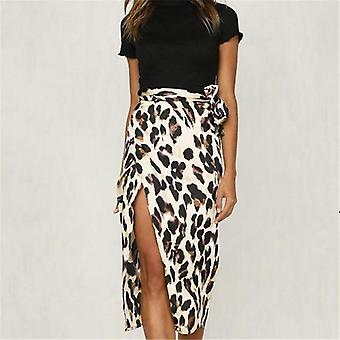 Women's Wrap Sarong Long Skirt, Zebra-striped, Ladies' Long Bottom Custume