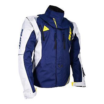 Shot Flexor Advance Adult Jacket - Blue / Neon Yellow