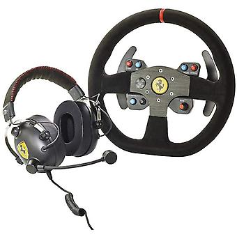 Thrustmaster ferrari alcantara zestaw wyścigowy z zestawem słuchawkowym (xb1/pc/ps4/ps3)