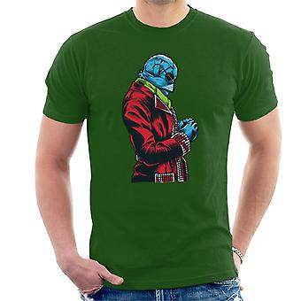 The Invisible Man Red Suit Men's T-Shirt
