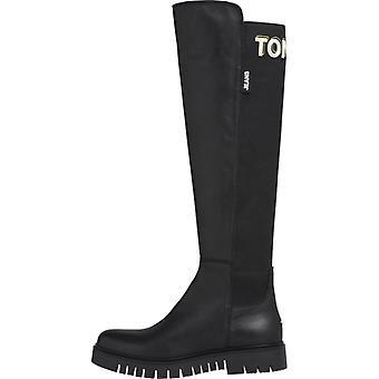 Double détail Long Boot