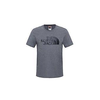 North Face Easy Tee NF0A2TX3JBV universella män t-shirt