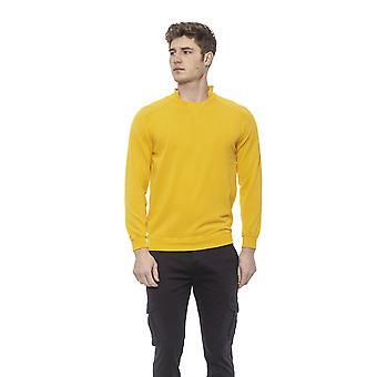 Alpha Studio Giallo Sweater - AL1375737