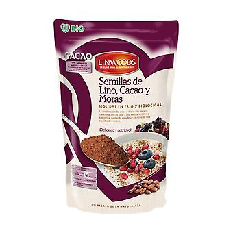 Flax Seeds with Cocoa and Blackberries 200 g