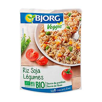 Vegetable Soy Rice 250 g