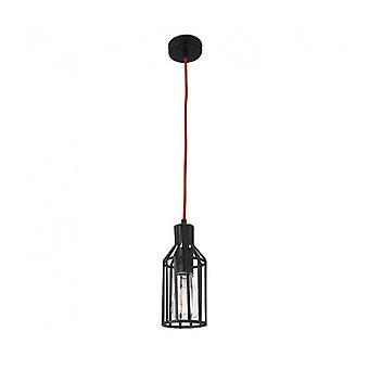 Lámpara Colgante Decorativa Priez 1 Ampoule