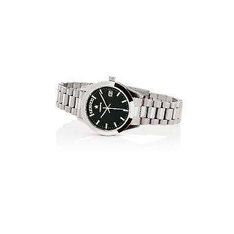 Hoops Luxury Steel Watch 2620l-s02 Black
