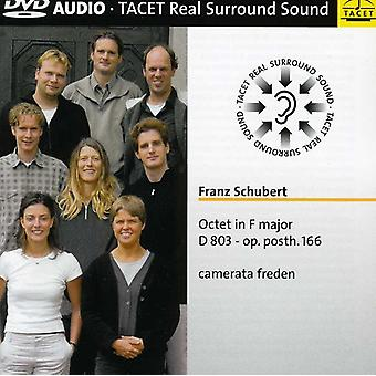 F. Schubert - Franz Schubert: Octet in F Major, D. 803 [DVD-Audio] USA import