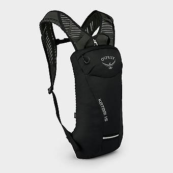 New Osprey Katari 1.5 Litre Hydration Pack Black