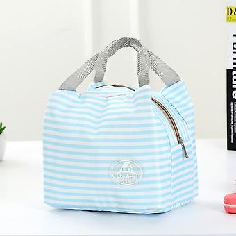 Bärbar termisk väska vattentät babynippel mjölkflaskor Arrangör