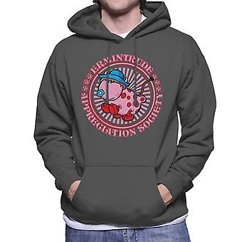 The Magic Roundabout Ermintrude Appreciation Society Men's Hooded Sweatshirt