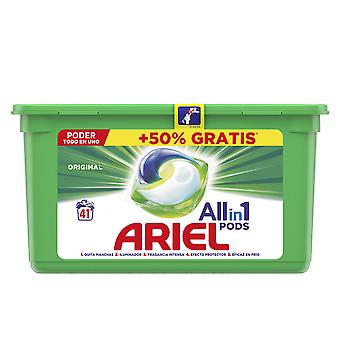 Ariel Ariel Pods 3en1 Pesuaine 41 Cápsulas Unisex
