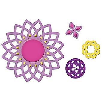 Spellbinders Cutting Dies - Ciondoli di loto