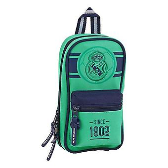 Backpack Pencil Case Real Madrid C.F. Green