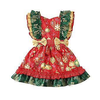Joulu vauvan mekko, Party Tutu mekko