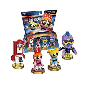 Powerpuff Girls Lego Dimensions Team Pack
