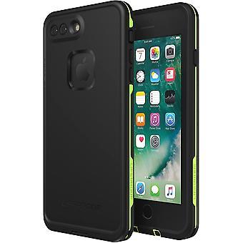 HanFei Fre wasserdichte Schutzhlle fr Apple iPhone 8 Plus, schwarz