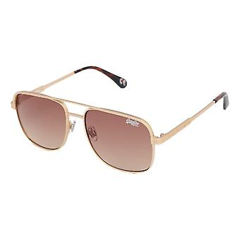 Superdry Harrison Sunglasses - Gold