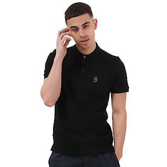 Men's Luke 1977 Williams Polo Shirt in Black