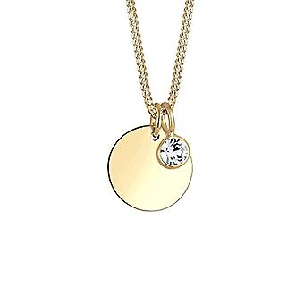 Collier Elli avec pendentif Femme argent - 0105391418_45