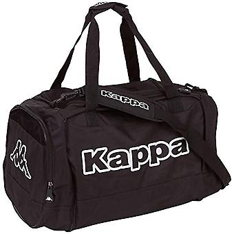 Kappa 705145-19-4006, Unisex-Adult Gym Bag, Black, One Size