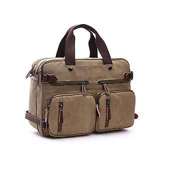 Scione الرجال قماش Briefcas، ه حقائب السفر حقيبة