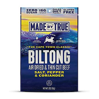 Made by True Cape Town Classic Beef Biltong