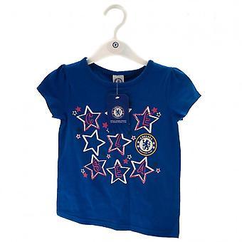 Chelsea FC Childrens/Kids Stars T-Shirt
