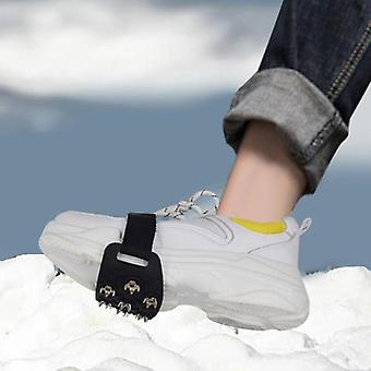 7 Hammasseos jäänvastainen kengät Talvi lumi vaellus anti slip kengät piikit