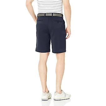 Essentials Men's Standard Classic-Fit Stretch Golf Short, Marina de guerra, 40