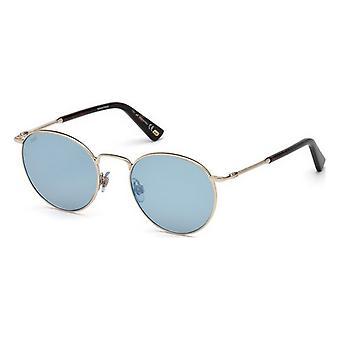 Men's Sunglasses WEB EYEWEAR WE0234-28X Blue Silver (ø 51 mm)