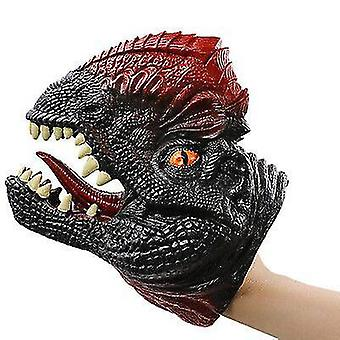 Dinosaurus hand marionet handschoenen, zachte dinosaurus model speelgoed voor kinderen (S5)