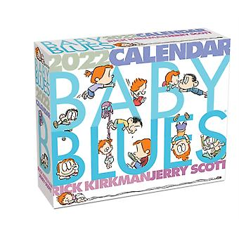 Baby Blues 2022 DaytoDay Calendar by Jerry ScottRick Kirkman