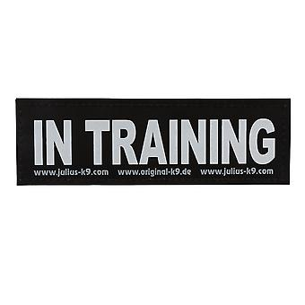 Trixie Julius-K9 Dog Attachable Labels (Pack of 2)
