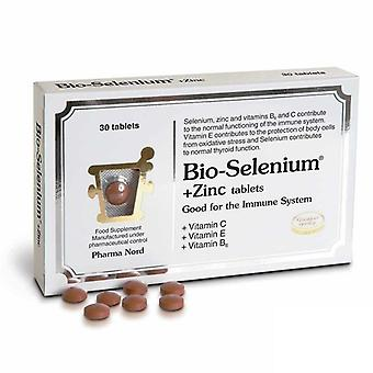 Pharmanord Bio-Selenium + Zinc (+Vit C, E and B6) Tabs 30