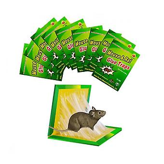 Rat/mice Traps Sticky Boards, Strongly Adhesive,mouse Traps 10 Pack