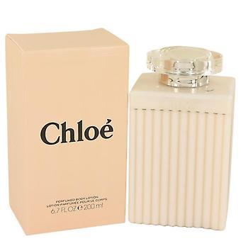 Chloe (nueva) loción corporal de chloe 462481 200 ml