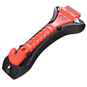 Ceinture de sécurité 2 en 1 Car Life-saving Escape Emergency Hammer