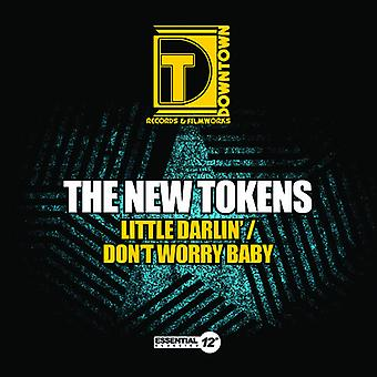 Neue Token - Little Darlin / nicht Sorge Baby USA import
