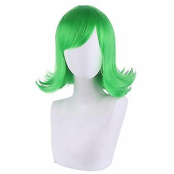 Inside out wigs disgust halloween synthetic hair wigs halloween gift