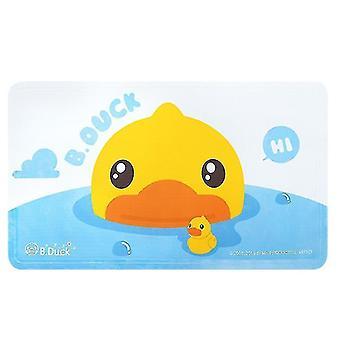 Bath mats rugs anti-slip bathroom mat non-slip bathtub pad cute little yellow duck cushion 40*70cm