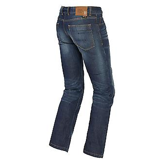 Spidi GB J Silné džínsy Modrá tmavá používaná J53 804