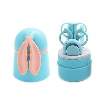 baby spiker clippers sett med sikkerhet saks negleklippere spiker fil pinsett