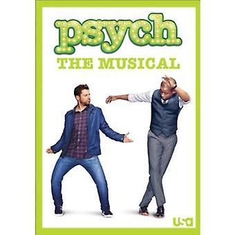 Psych: Musikalische [DVD] USA importieren