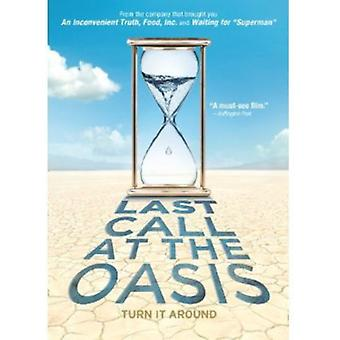 Last Call at the Oasis [DVD] USA import