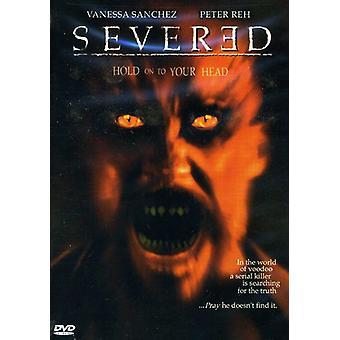 Severed [DVD] USA import