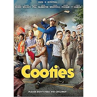 Cooties [DVD] USA import