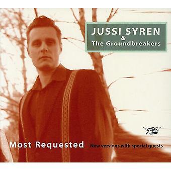 Jessi Syren & de baanbrekers - meest gevraagde [CD] USA import