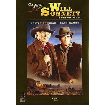 Guns of Will Sonnett: Season 1 [DVD] USA import