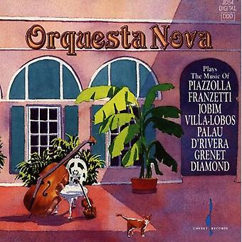 Orquesta Nova - Orquesta Nova [CD] USA import